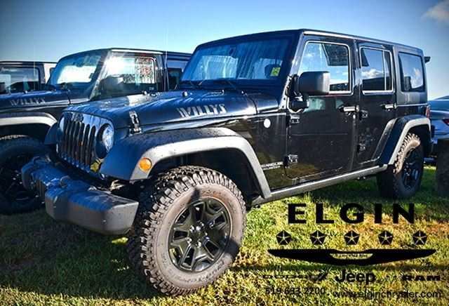 2017 JEEP WRANGLER Unlimited Sport in St Thomas, Ontario