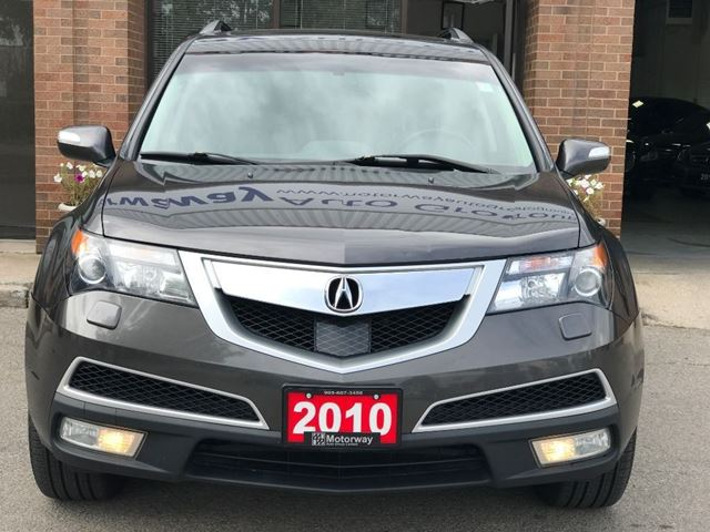 2010 acura mdx elite pkg full service mississauga. Black Bedroom Furniture Sets. Home Design Ideas