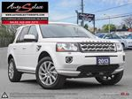 2013 Land Rover LR2 HSE AWD ONLY 70K! **TECHNOLOGY PKG** PREMIUM PKG in Scarborough, Ontario