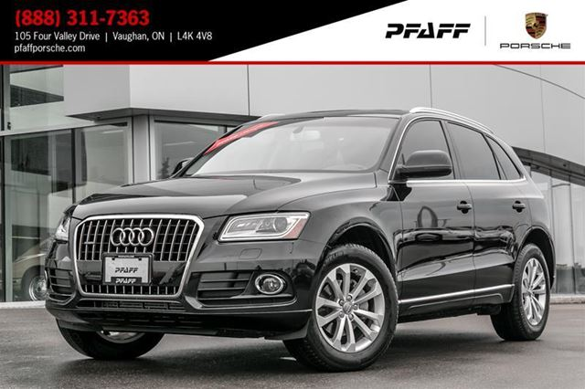 2013 AUDI Q5 2.0T Prem Plus Tip qtro in Woodbridge, Ontario