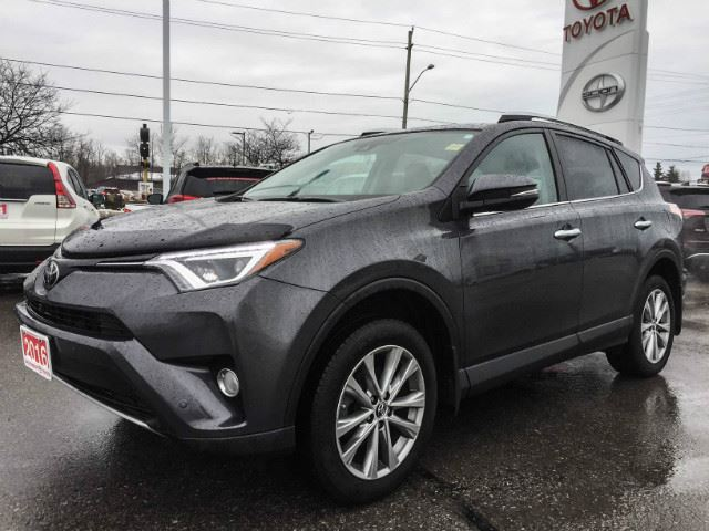 2016 Toyota RAV4 Limited LIMITED! in Cobourg, Ontario