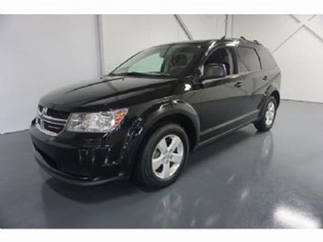 2016 DODGE JOURNEY Canadian Value Package in Mississauga, Ontario