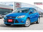 2013 Ford Focus Titanium in Georgetown, Ontario