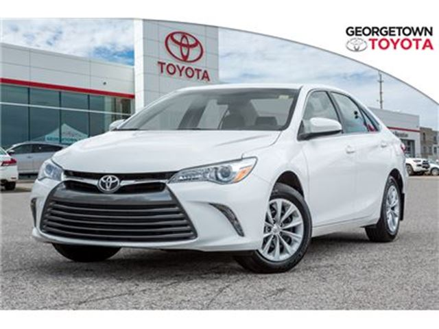2016 TOYOTA CAMRY LE in Georgetown, Ontario