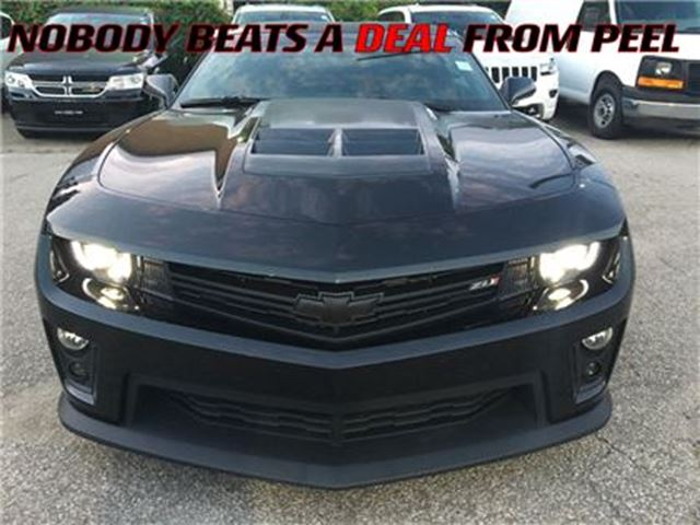 2015 CHEVROLET CAMARO ZL1**BLOWOUT PRICE**JUST ARRIVED** in Mississauga, Ontario