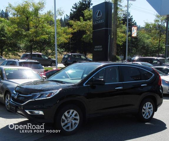 2015 HONDA CR-V EX - Back Up Camera - Side View Camera in Port Moody, British Columbia