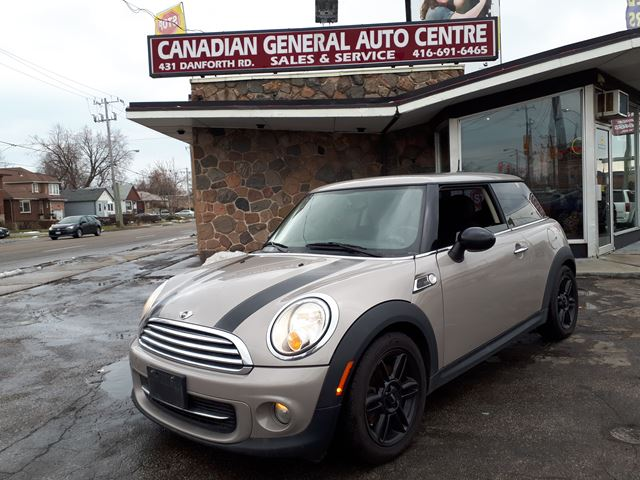 2012 MINI COOPER Baker Street Edition in Scarborough, Ontario