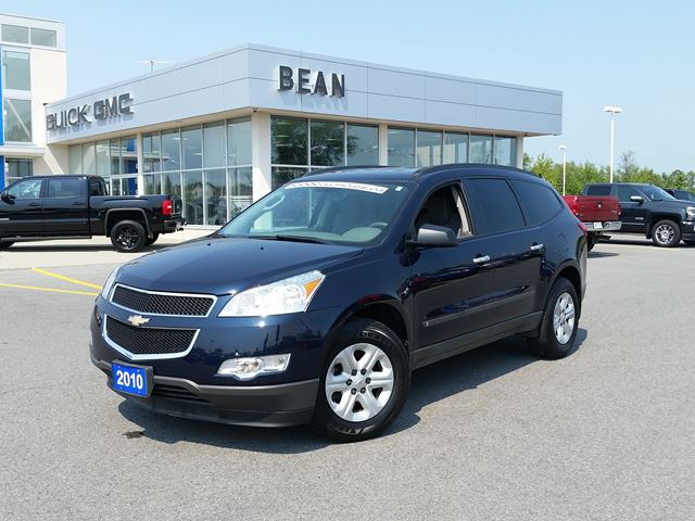 2010 Chevrolet Traverse 1LS in Carleton Place, Ontario