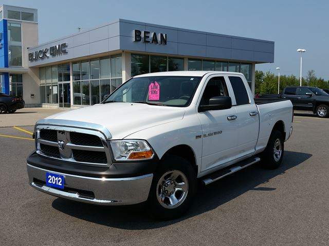 2012 Dodge RAM 1500 ST in Carleton Place, Ontario