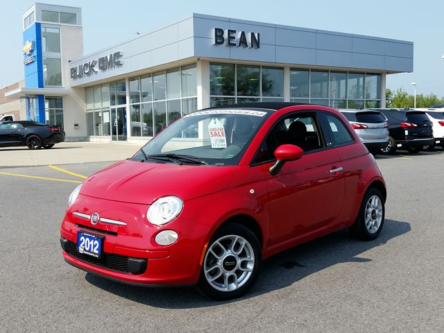 2012 FIAT 500 Pop in Carleton Place, Ontario