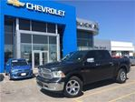 2016 Dodge RAM 1500 Laramie DIESEL 4X4 NAV HEATED AND COOLED SEATS!!! in Orillia, Ontario