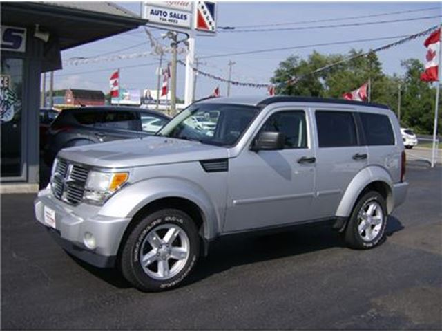 2008 DODGE NITRO VERY POPULAR 4X4 !! PURCHASE AS LOW $100 DOWN !! in Welland, Ontario