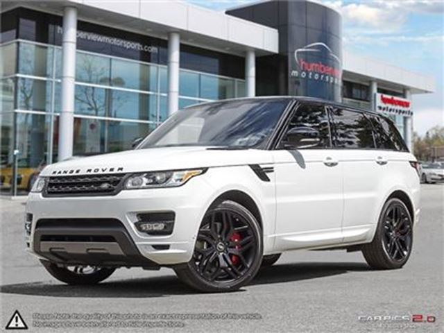 2017 LAND ROVER RANGE ROVER Sport HSE Dynamic in Mississauga, Ontario