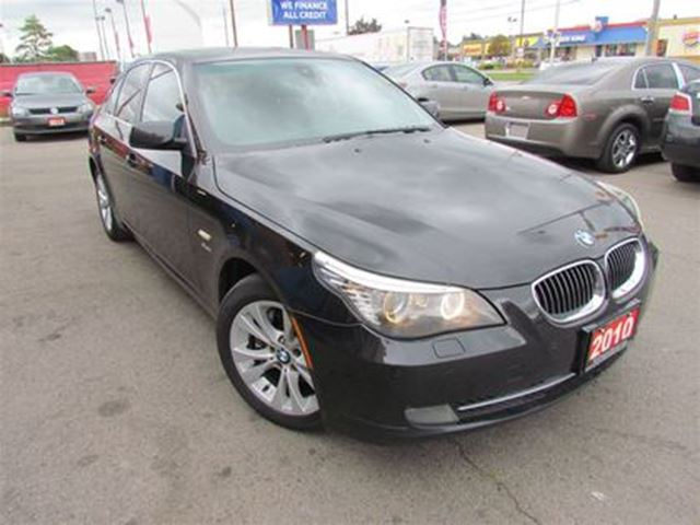 2010 BMW 5 SERIES 535xi   AWD   NAV   LEATHER   ROOF   CAM in London, Ontario