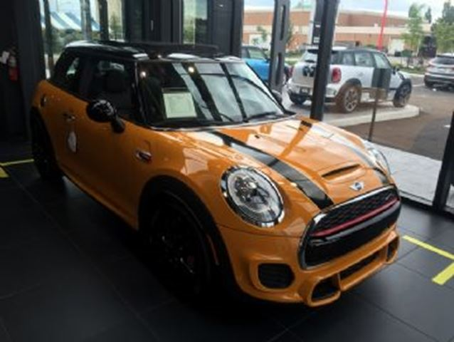 2015 MINI COOPER John Cooper Works Edition ~LOADED~ w/6-Speed Manual in Mississauga, Ontario