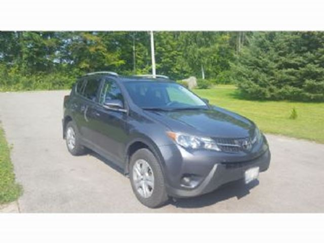 2015 TOYOTA RAV4 All Wheel Drive 4dr LE in Mississauga, Ontario