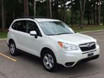 2015 Subaru Forester 2.5i AWD, Manual-6 Speed in Mississauga, Ontario