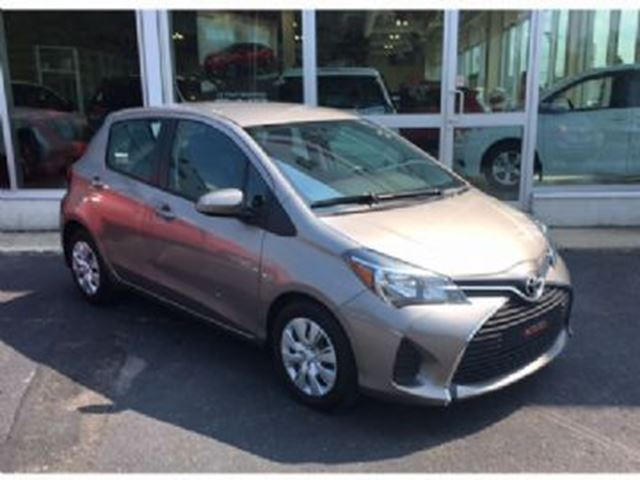 2015 TOYOTA YARIS LE in Mississauga, Ontario