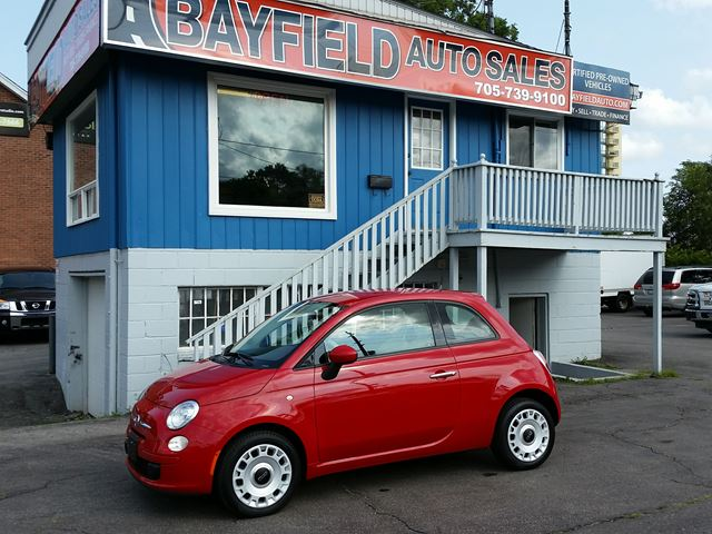 2015 FIAT 500 Pop **Auto/Air Conditioning/Only 35k!** in Barrie, Ontario