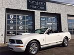 2008 Ford Mustang V6 Premium Convertible Heated Seats in Guelph, Ontario