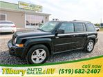 2010 Jeep Patriot Sport/North **WEEKLY PAYMENTS AS LOW AS $61** in Tilbury, Ontario
