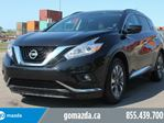 2017 Nissan Murano SV NAVI HEATED SEATS HEATED STEERING WHEEL PANO ROOF BACK UP CAMERA ACCIDENT FREE 1 OWNER LOCAL in Edmonton, Alberta
