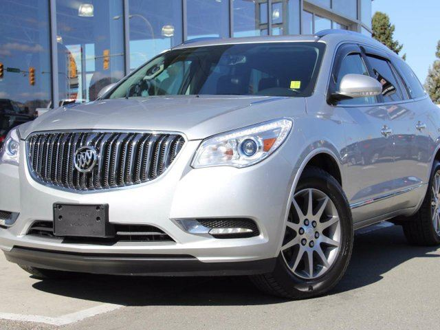 2014 BUICK ENCLAVE Leather All-wheel Drive Sport Utility in Kamloops, British Columbia
