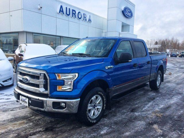 2016 FORD F-150 XLT 4x4 SuperCrew Cab Styleside 6.5 ft. box 157 in. WB in Hay River, Northwest Territories