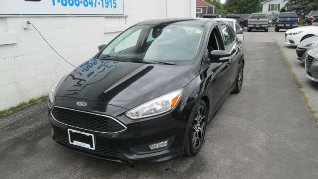 2015 FORD FOCUS SE in Kingston, Ontario