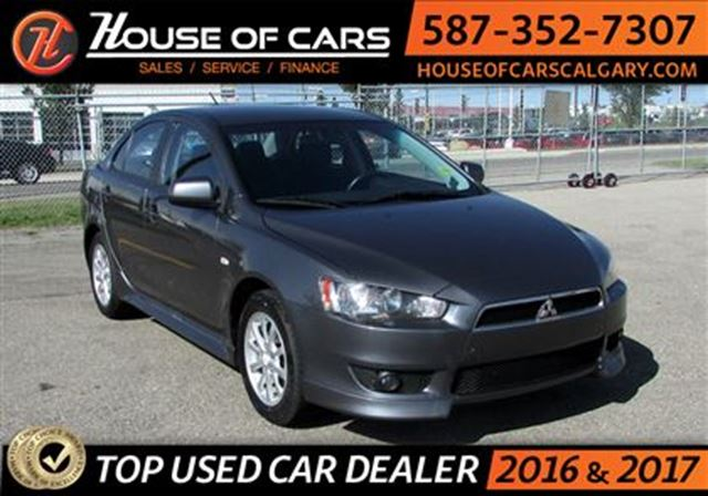2010 MITSUBISHI LANCER SE / Bluetooth in Calgary, Alberta
