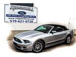 2013 Ford Mustang V6 PPREMIUM  AUTO  LEATHER  SYNC in Cambridge, Ontario