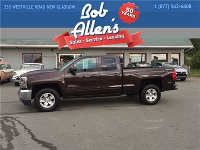 2016 CHEVROLET Silverado 1500 LT 4X4 in New Glasgow, Nova Scotia