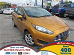 2016 Ford Fiesta SE   SAT RADIO   BLUETOOTH in London, Ontario