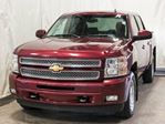 2013 Chevrolet Silverado 1500 LTZ 4WD Crew Cab w/ Z71 Package, Tow Pack, Navigation, Leather, Sunroof in Edmonton, Alberta