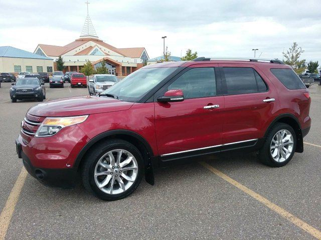 2015 FORD EXPLORER Limited 4x4 in Medicine Hat, Alberta