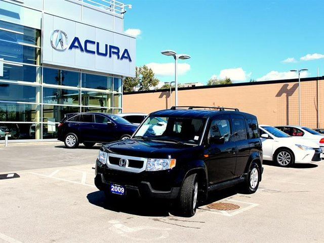 2009 HONDA ELEMENT EX at 4WD in Surrey, British Columbia
