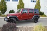 2012 Jeep Wrangler Unlimited Sport 4dr 4x4 in Kamloops, British Columbia