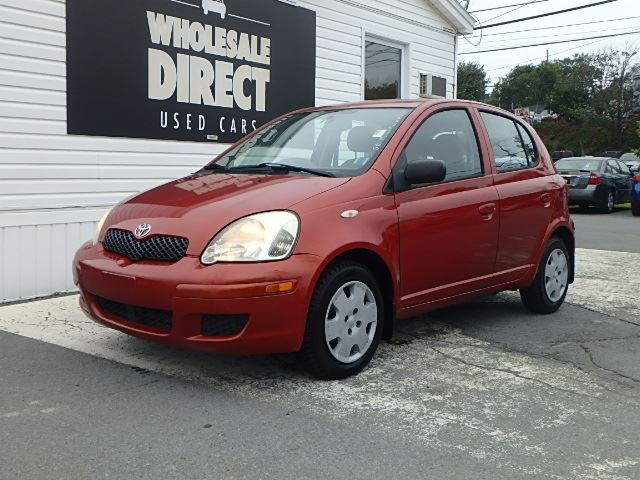2005 TOYOTA ECHO HATCHBACK 1.5 L in Halifax, Nova Scotia