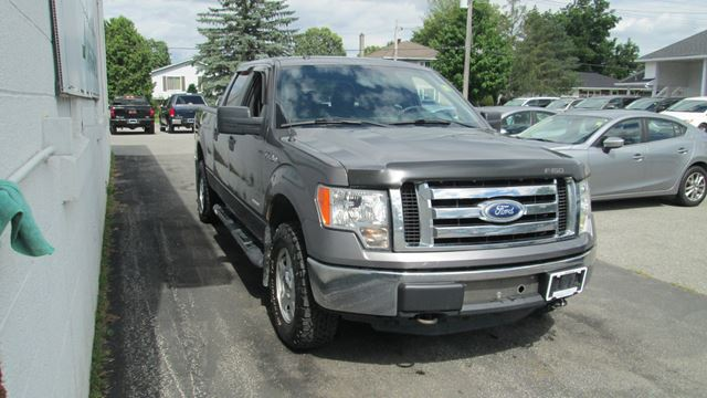 2011 FORD F-150 XLT in Kingston, Ontario