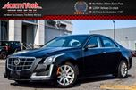 2014 Cadillac CTS Luxury  Sunroof Bose Leather Heat&VntdSeats R-Start BackUpCam  in Thornhill, Ontario