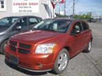 2007 Dodge Caliber  AUTO/ROOF/ 129km, 12M.WRRTY+SAFETY $4490 in Ottawa, Ontario