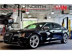2014 Audi S8 4.0T B&O NIGHT VISION NO ACCIDENT in North York, Ontario