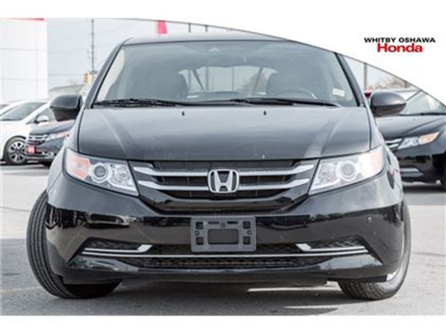 Used 2015 honda odyssey v 6 cy ex l res automatic whitby for 2015 honda odyssey ex l for sale