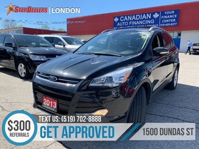 2013 FORD Escape Titanium   AWD   NAV   LEATHER   ROOF in London, Ontario