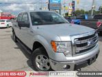 2014 Ford F-150 XLT   4X4   SAT RADIO   SUPERCREW   BLUETOOTH in London, Ontario