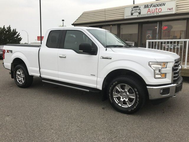 2016 FORD F-150 XLT in Lethbridge, Alberta