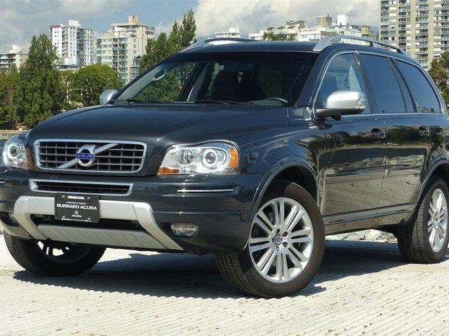 2014 VOLVO XC90 3.2 AWD A in Vancouver, British Columbia