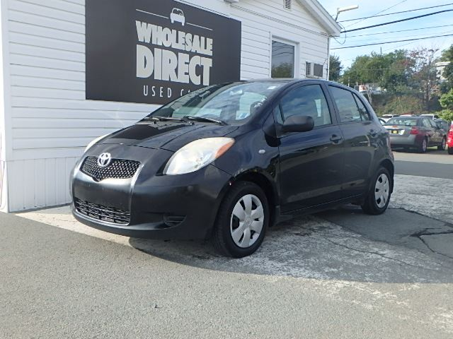 2007 TOYOTA YARIS HATCHBACK 5 SPEED 1.5 L in Halifax, Nova Scotia