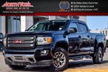 2016 GMC Canyon SLE  4x4 Crew AllTerrainAdventurePkg BackUpCam TowHitch SideSteps in Thornhill, Ontario