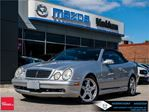 2002 Mercedes-Benz CLK-Class CLK AMG 55 ACCIDENT FREE SUPER LOW MILEAGE ! in Markham, Ontario